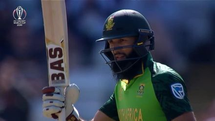 CWC19: SL v SA - Amla fifty highlights