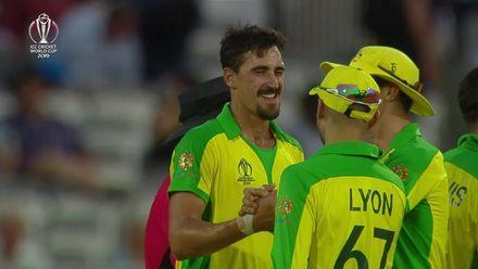 CWC 19: NZ v AUS – Winning moment
