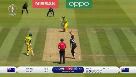 CWC19: NZ v AUS - Match highlights