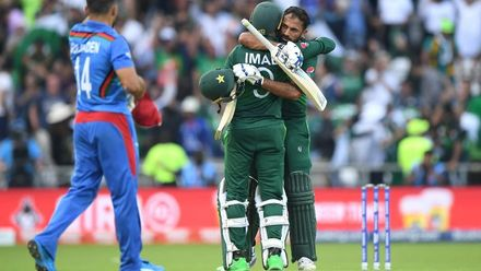 CWC19: PAK v AFG - Match highlights