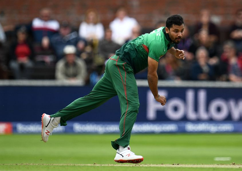 Mashrafe Mortaza's form and fitness are under scrutiny