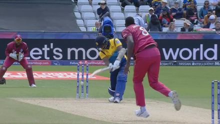 CWC19: SL v WI - Uber Eats Best Deliveries