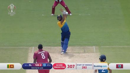 CWC19: SL v WI - Match highlights