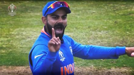 CWC19: BAN v IND - India win by 28 runs