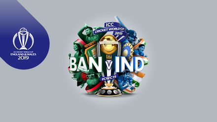 CWC19: BAN v IND - Match preview