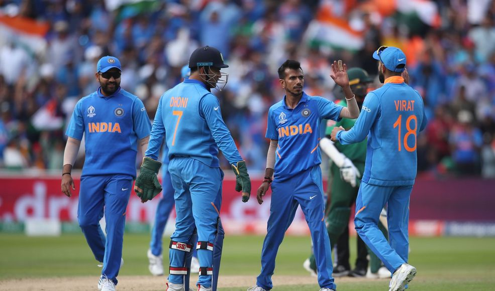 India fend off Bangladesh to seal semi-final seat