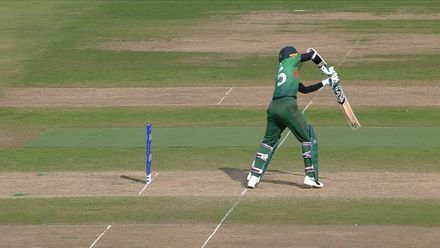 CWC19: BAN v IND - Shakib chips to cover