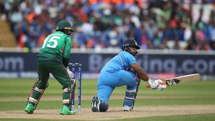 CWC19: BAN v IND - Match highlights