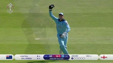 CWC19: ENG v NZ - The best bits from the second innings