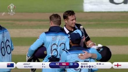 CWC19: ENG v NZ - Match highlights