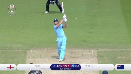 CWC19: ENG v NZ - Bira91 Super Sixes