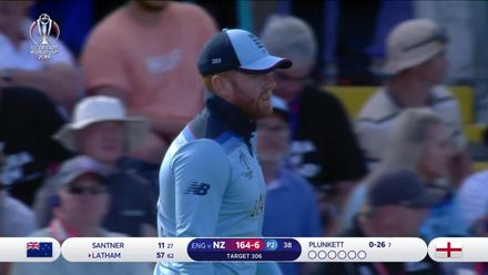 CWC19: ENG v NZ - An injury scare for Jonny Bairstow