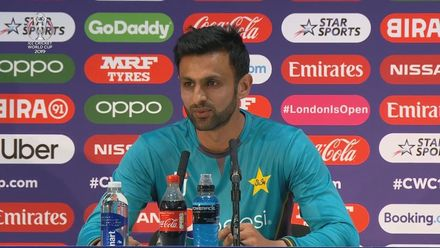 CWC19: PAK v BAN - Shoaib Malik announces his retirement from ODIs