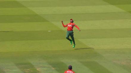 CWC19: PAK v BAN - Pakistan innings first 10 overs recap