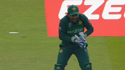 CWC19: PAK v BAN - Shaheen has Shakib caught behind for 64