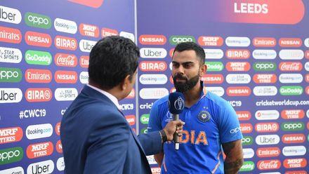 CWC19: SL v IND - Post match presentation
