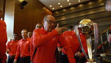 CWC19: Umpire in focus – Ian Gould