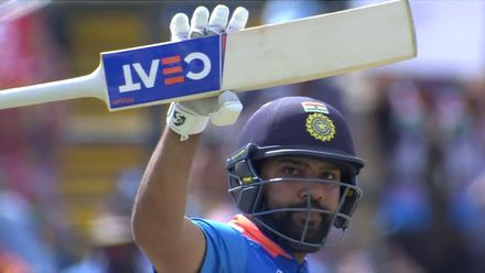CWC19: SL v IND - Rohit Sharma's sixes