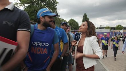 CWC19: Fans on what makes Rohit special