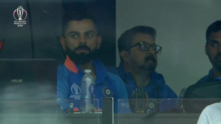 CWC19 SF: IND v NZ – Play called off for the day