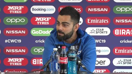 CWC19 SF: Ind v NZ – Press conference