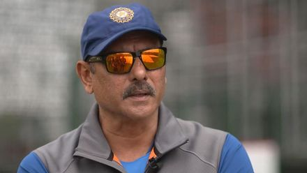 CWC19 SF: Coach Ravi Shastri reviews India's performance so far