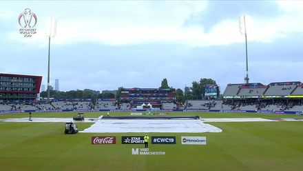 CWC19 SF: IND v NZ – Weather update from Old Trafford