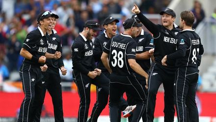 CWC19 SF: IND v NZ – New Zealand's winning moment