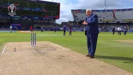 CWC19 SF: IND v NZ – Pitch report