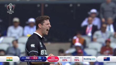 CWC19 SF: IND v NZ – Uber Eats Best Deliveries