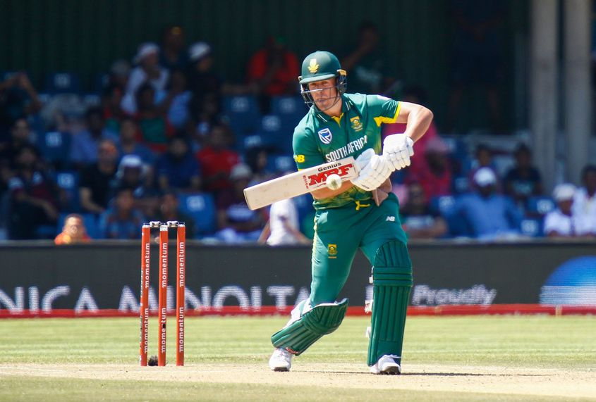 De Villiers played his last ODI against India in February 2018