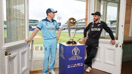 Captains' Photocall - ICC Cricket World Cup 2019 Final