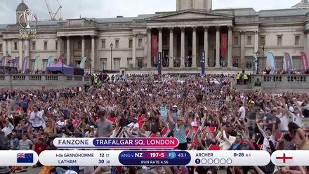CWC19 Final: NZ v ENG – The final makes its way to Trafalgar Square