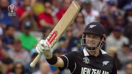 CWC19 Final: NZ v ENG – Nicholls 50 montage