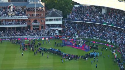 CWC19: Final – Post-match presentation