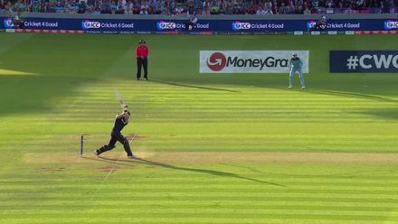 Nissan POTD: Neesham clears Archer for six in Super Over