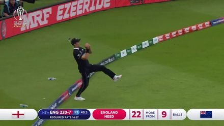 Nissan POTD: Boult can't stop Stokes six