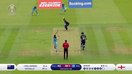 CWC19 Final: NZ v ENG – Kane Williamson, Player of the Tournament