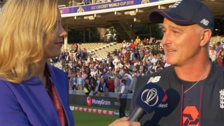 CWC 19: Elma Smit interviews Graham Thorpe