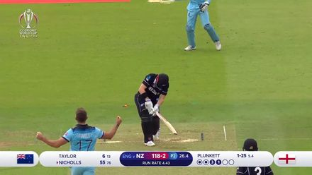 CWC19 Final: NZ v ENG - Uber Eats Best Deliveries