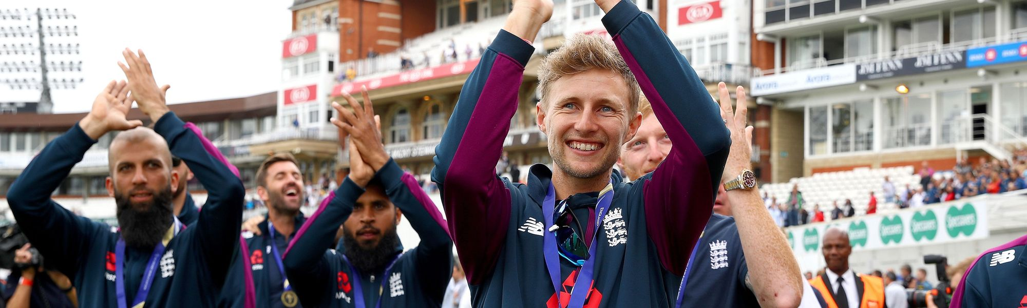 Joe Root, England