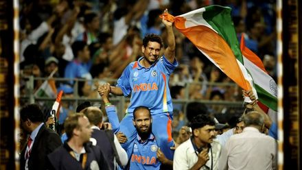 ICC Hall of Fame: Sachin Tendulkar