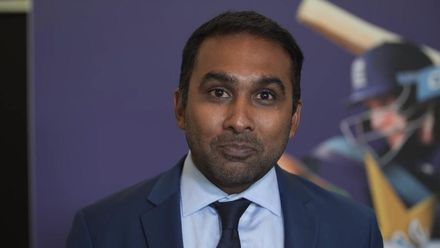 Mahela Jayawardene congratulates Sachin Tendulkar on ICC Hall of Fame honour