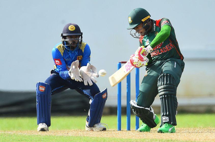 Bangladesh won their warm-up game against Sri Lanka Board President's XI