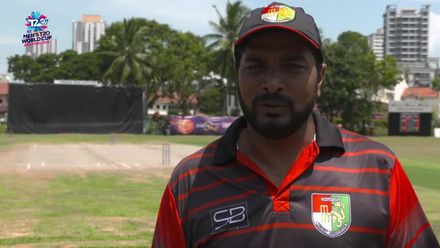 ICC T20 World Cup Asia Q: SIN v MAL – Singapore captain Amjad Mahboob interview