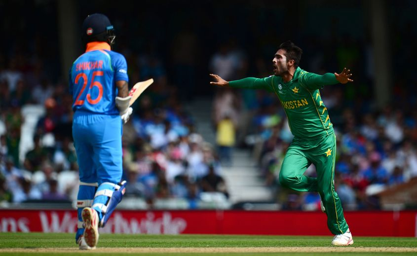 Mohammad Amir played a starring role as Pakistan won the Champions Trophy 2017
