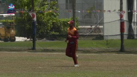 ICC T20WCQ Asia: Mal v Qat – Good catch in the deep by Qatar