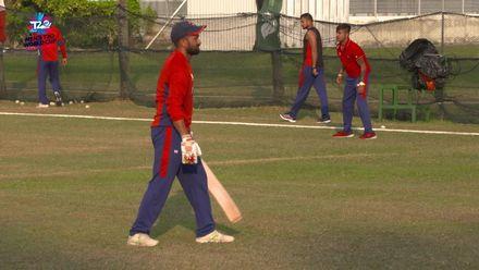 ICC T20WCQ Asia: Sin v Nep – Nepal captain Paras Khadka pre-match interview