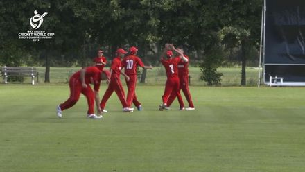U19 CWC Europe Q: Jer v Den – Jersey lose both openers early