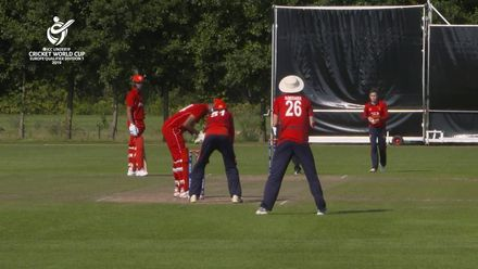 U19 CWC Europe Q: Jer v Den – Match highlights